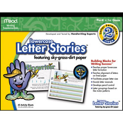 Lower Letter Stories
