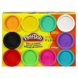 Play-Doh Modeling 10 pack - 2 ounce Jars
