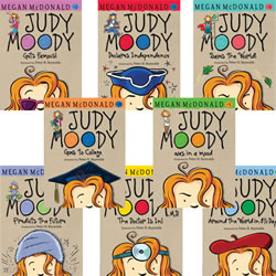 Judy Moody Favorites Book Set