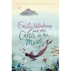 Emily Windsnap and the Castle in the Mist - Paperback