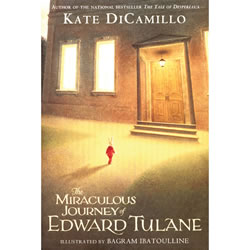The Miraculous Journey of Edward Tulane - Paperback