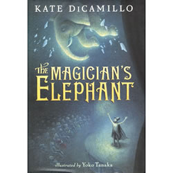 The Magician's Elephant - Hardback