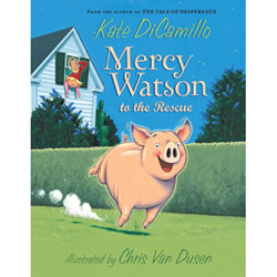 Mercy Watson to the Rescue - Paperback