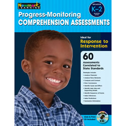 Progress Monitoring Comprehension - Grades K-2