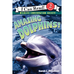 Amazing Dolphins - Paperback