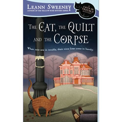 The Cat, the Quilt, and the Corpse - Paperback