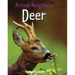 Animal Neighbors: Deer - Paperback