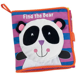 Find the Bear - Cloth Book