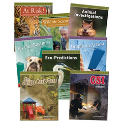Data Analysis and Probability Book Sets