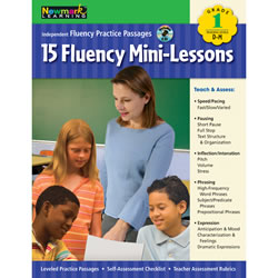 15 Fluency Mini-Lessons - Grade 1