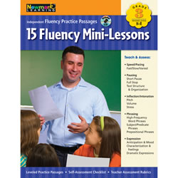 15 Fluency Mini-Lessons - Grade 3