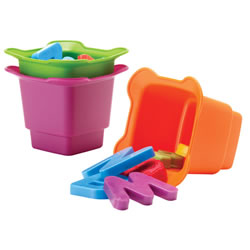 Tiny Tubs (Set of 6)