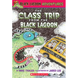 The Class Trip from the Black Lagoon - Paperback