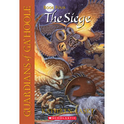 The Siege - Guardians of Ga'Hoole Series #4
