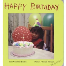 Happy Birthday (Board Book)