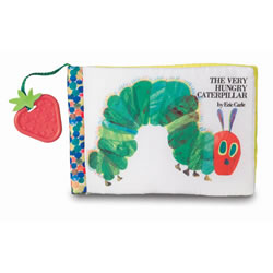 The Very Hungry Caterpillar - Cloth Book