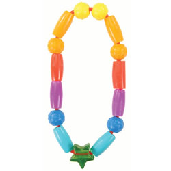 Star Teething Beads