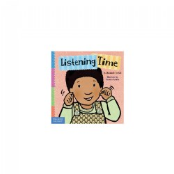 Listening Time - Board Book