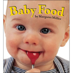 Baby Food - Board Book