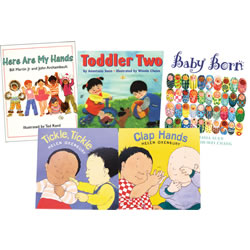 Cultural Diversity Board Book Set 2 (Set of 5)