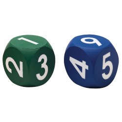 Numeral Dice Set of 2
