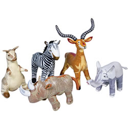In The Wild Animal Set (Set of 5)
