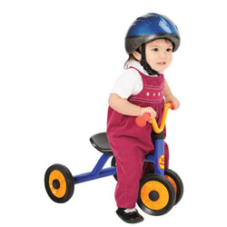 K-Trike Foot to Floor