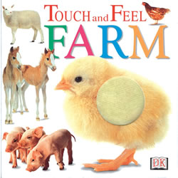 Touch & Feel Farm - Board Book