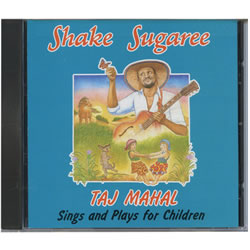 Shake Sugaree CD