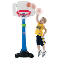 Double Play™ Basketball and Football Set by Step 2