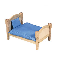 Doll Bed - Natural