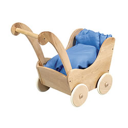 Doll Buggy - Natural