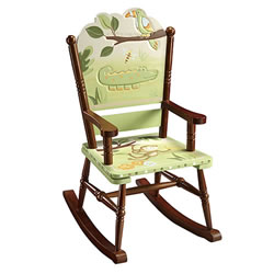 Lambs & Ivy Papagayo Rocking Chair