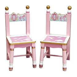 Princess Extra Chairs (Set of 2)