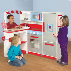 Cook's Nook Play Kitchen