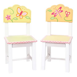 Gleeful Bugs Extra Chairs