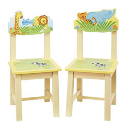 Savanna Smile Extra Chairs (Set of 2)