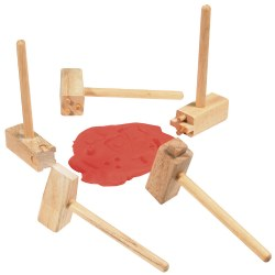 Clay Hammer Set