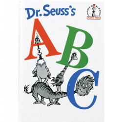 Dr Seuss ABC Book With CD