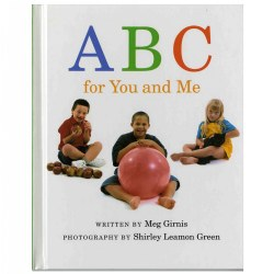 ABC for You and Me- Hardback