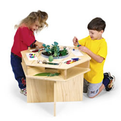 Explore & Learn Table