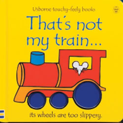 That's Not My Train (Board Book)