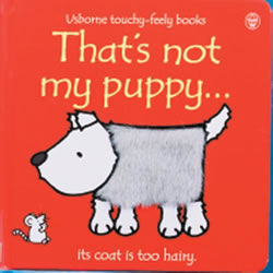 That's Not My Puppy - Board Book