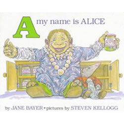 A My Name Is Alice - Paperback