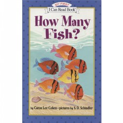 How Many Fish (Paperback)