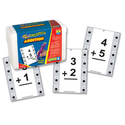 Addition Quiz Cards
