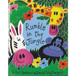 Rumble in the Jungle Book - Hardback Book