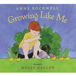 Growing Like Me (Hardcover)