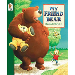 My Friend Bear - Paperback
