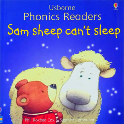 Sam Sheep Can't Sleep (Paperback)
